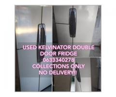 Kelvinator fridge/freezer 3 door