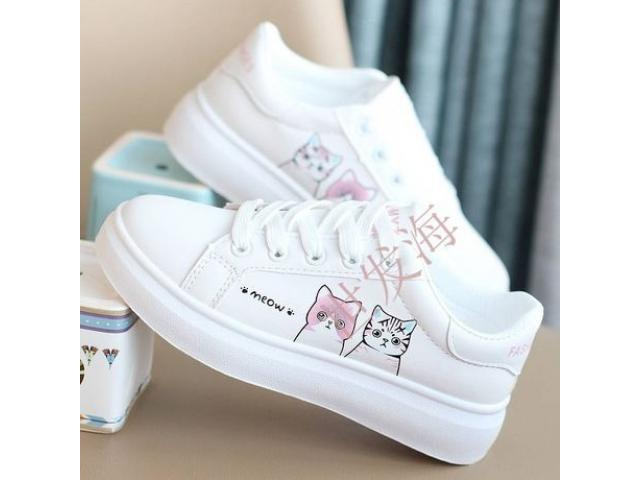 Woman Sneakers - 1/4