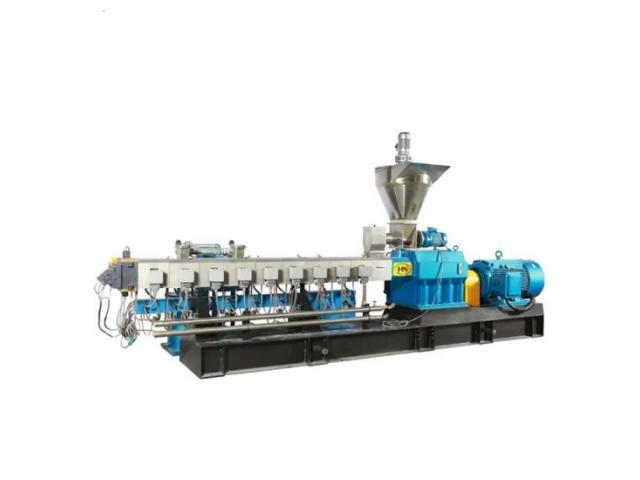 CMAX PP PE Co-Rotating Twin Screw Extruder - 2/2