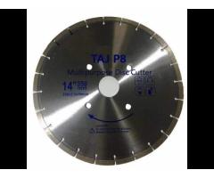 TAJ P8 multipurpose disc cutter