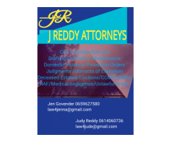 J REDDY ATTORNEYS