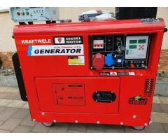 Portable Diesel Generator for Home and Small Business Use | Portable Diesel Generator