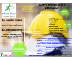 X-Factor Safety Consultants: Safety College | Safety Consultancy