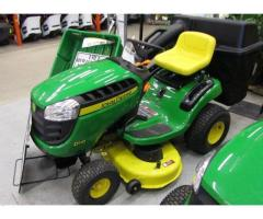 John Deere D140 Riding Mower