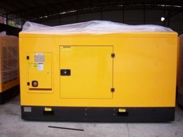 10 KVA water cooled generator - 1/3
