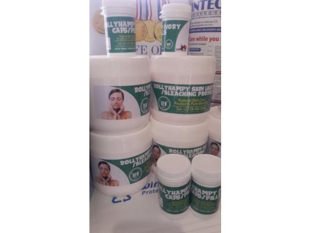 Rollyhampy skin lightening / bleaching products - 1/4