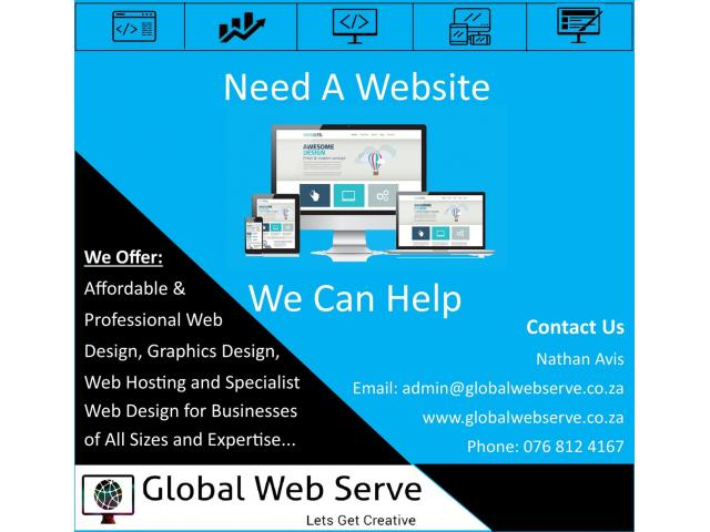 Global Web Serve Web Design and Web Hosting - 2/4