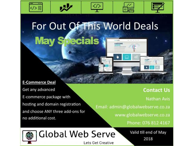Global Web Serve Web Design and Web Hosting - 4/4