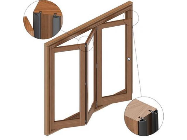 Weather Seals and Acoustic Seals for exterior doors and windows - 4/4