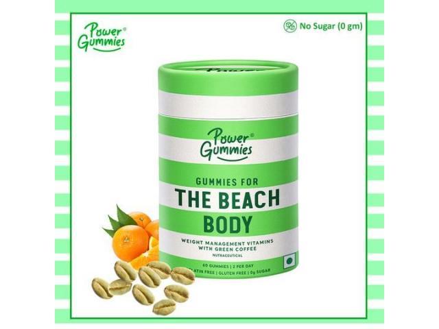 Power Gummies – The Beach Body Gummies | 2 Months Pack - 1/4