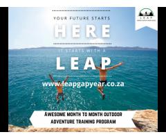 Gap month program