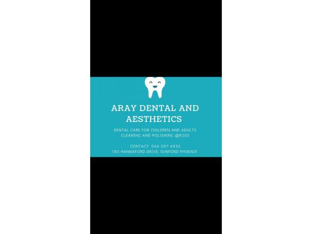 Dental cleaning and polishing special! - 1/1
