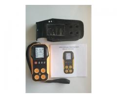 Gas testing equipment for confined spaces, carbon dioxide, oxygen, sulfur dioxide methane