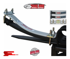 VW Amarok - Leaf Spring Suspension Upgrade