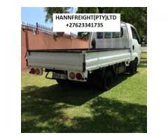 HANNFEIGHT FURNITURE REMOVALS