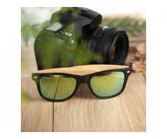 Mens Sunglasses | Buy Wooden Sunglasses for Men | Shop Wood Sunglasses Online - WoodishSA