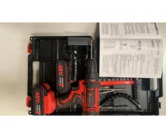 Unlimited Power Cordless Drill 48 volt