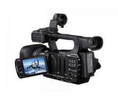 The Canon XF100 Professional Camcorder