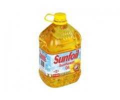 SUNFOIL SUNFLOWER OIL AVAILABLE ON DISCOUNT RATES