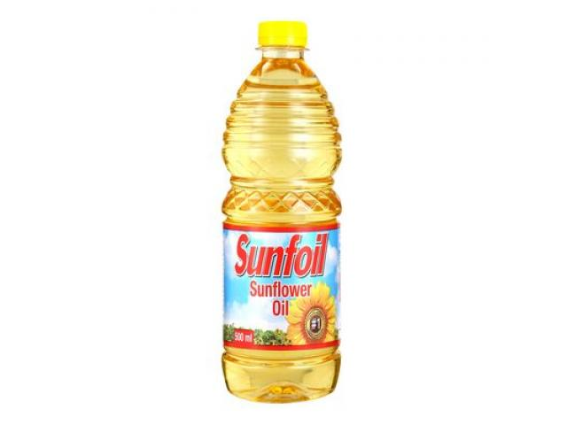 SUNFOIL SUNFLOWER OIL AVAILABLE ON DISCOUNT RATES - 3/3