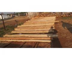 3 meters gum poles available 75/140 diameter | Gum poles