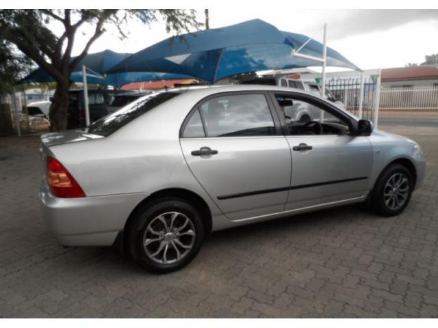 2005 Toyota Corolla Kokoroshe For Sale R45000 - 1/4
