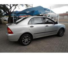 2005 Toyota Corolla Kokoroshe For Sale R45000