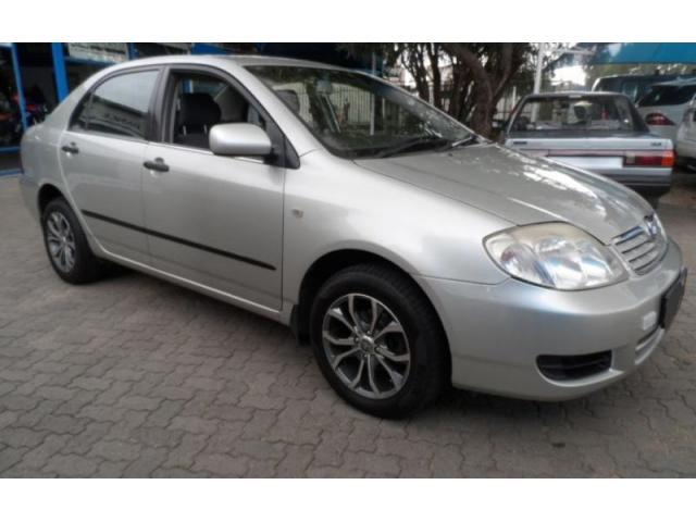2005 Toyota Corolla Kokoroshe For Sale R45000 - 4/4