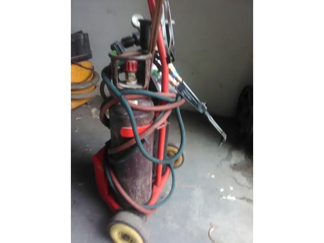 Afrox Portapak gas welding set - 2/2