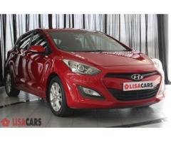 Hyundai i30 1.6 GLS Premium Auto