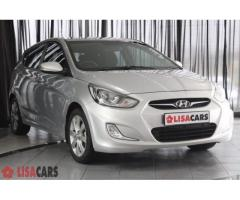 Hyundai Accent 1.6 Fluid Hatch