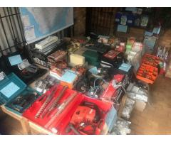 CLOSING DOWN SALE: TOOLS, ELECTRICAL and REFRIGERATION EQUIPMENT. ALL MUST GO!!