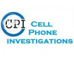 Spouse cell phone investigation services