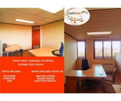 Private Offices Available