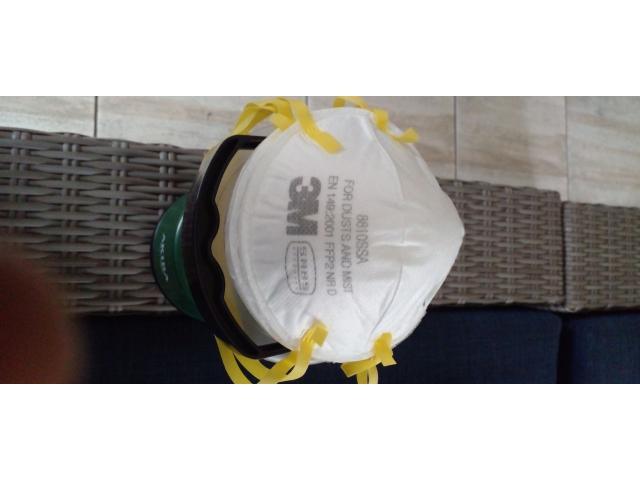 3M-8810, 3M-1860, Exam PRO Latex Powder Free Gloves - 1/3