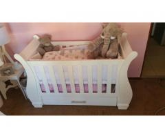 Sleigh Cot for Sale | Duw 01