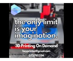 Custom 3D printing | 3D Printing
