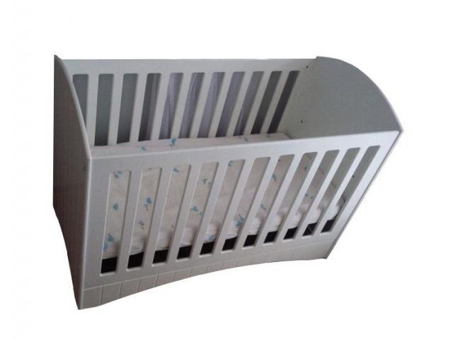 Budget Baby Cot   Duw 19   Baby Cot - 1/1
