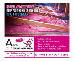 Aero Ceiling Insulation | Ceiling Insulation