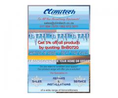 Climitech aircons | Air conditioning | Aircons