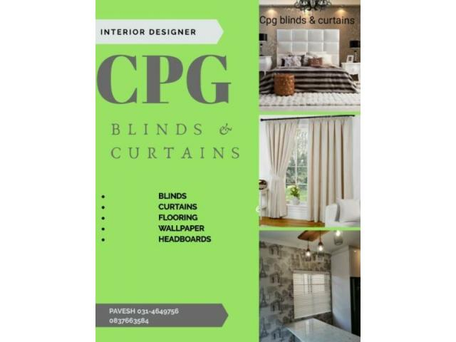 Blinds, curtains headboards and accessories - 1/4