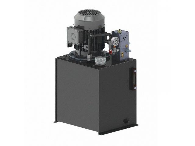 TURVOLT HC600V POWER UNITS , Model - hv44xp771hc - 1/4