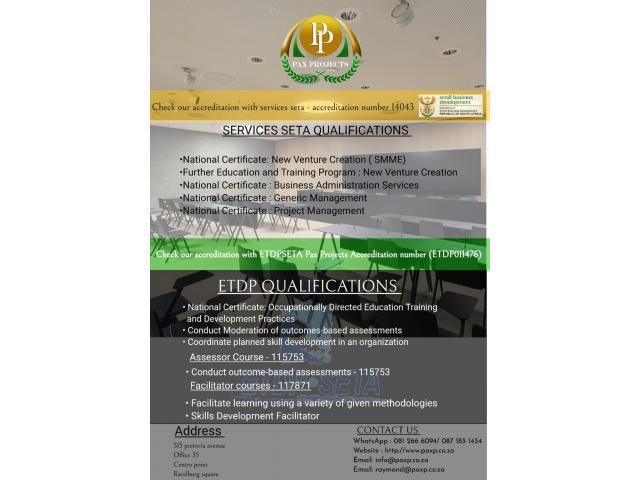 Assessor 115753 Facilitator 117871  moderator 115759 - 1/4