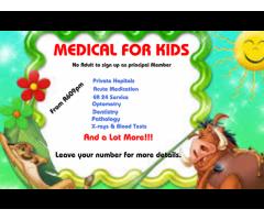 Junior Medical Cover