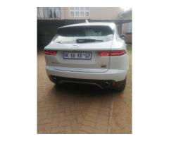 Immaculate condition 2019 Jaguar EPace for sale