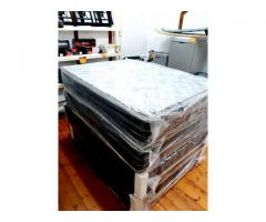 Pillow Top Double Beds