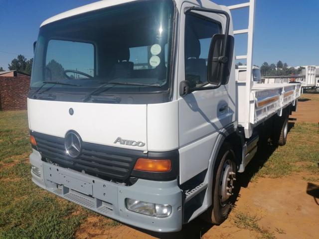 Mercedes Benz Dropside For Sale - 1/4