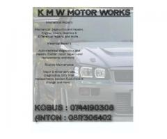 We are Automotive Mechanical Company and Electrical Faults