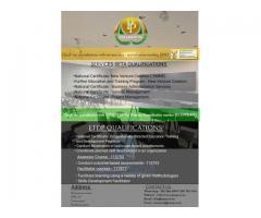 Assessor 115753 Facilitator 117871  moderator 115759