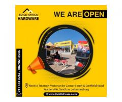 Build Africa Hardware and DIY Store
